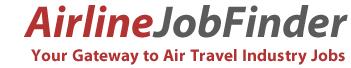 AirlineJobFinder Logo